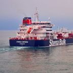 Iran says it seized tanker after collision, UK calls move a 'hostile act'