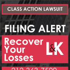 CLASS ACTION UPDATE for RIDE, VRM and FGEN: Levi & Korsinsky, LLP Reminds Investors of Class Actions on Behalf of Shareholders