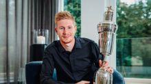 De Bruyne é eleito o melhor jogador da temporada no futebol inglês