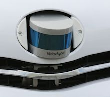 Velodyne Lidar to Go Public In Merger With Blank-Check Firm Graf