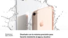 Facua denuncia a Apple por publicidad engañosa del iPhone 8