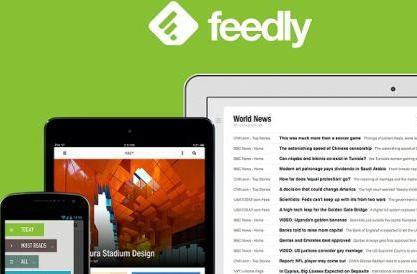 Feedly RSS reader launches cloud service