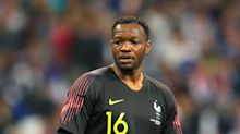 Steve Mandanda to miss France Nations League games after positive Covid-19 test