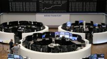 World shares hit five-month high; mixed earnings knock European shares
