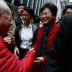 Hong Kong leader-elect says she's determined to tackle high cost of housing