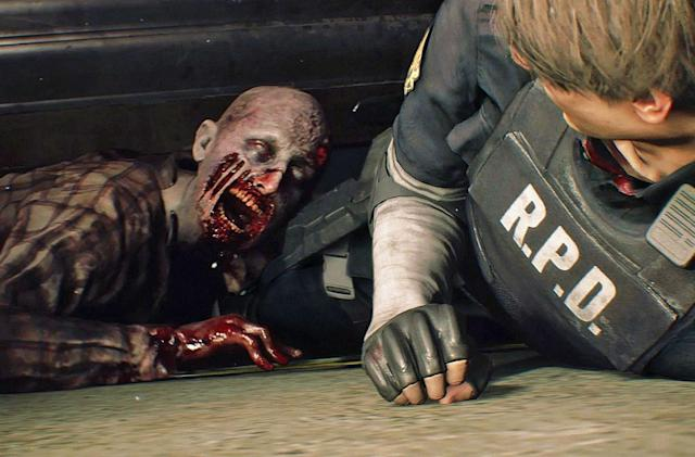 'Resident Evil 2' is the classic you remember but with a good camera