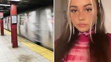 How a pink shirt saved the life of an Aussie artist run over by a NYC train