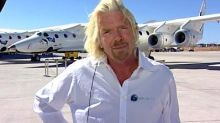 Billionaire Richard Branson shares the key money lesson he learned from a cab driver