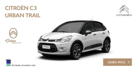 Citroën 100 anos. Celebre com o Citroën C3.
