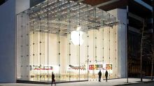 Apple Weighs On Nasdaq, But Dow Nearly Flat; Time To Sell These 2 Leaders?