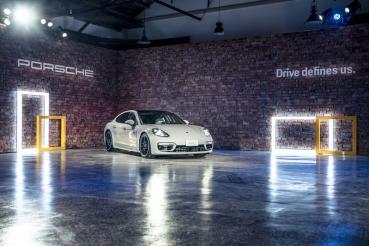 【內有影片】保時捷正式在台發表Panamera全新系列,完美呈現跑車強悍性能及豪華房車舒適細膩的極致之作