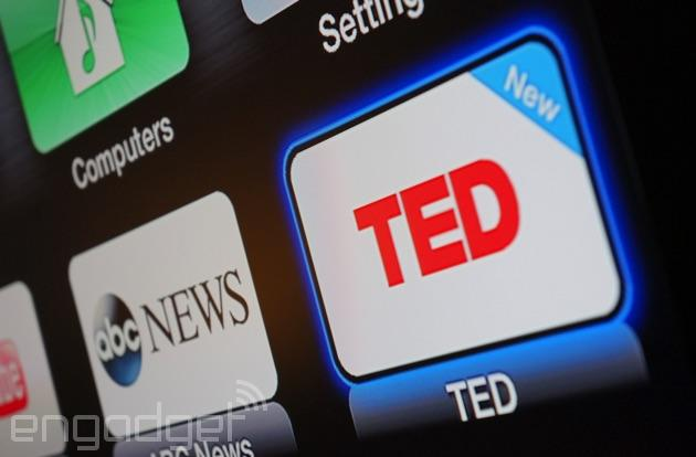 You can now watch TED Talks on your Apple TV