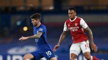 Chelsea stolpert gegen Arsenal