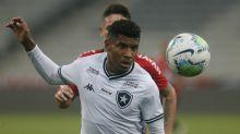 12º jogador? Rhuan aparece como boa opção no banco para o Botafogo