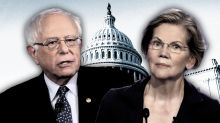 The impeachment trial could keep senators in D.C. at the height of the campaign. How Warren, Sanders and others plan to survive.