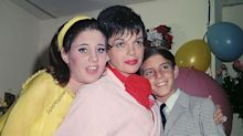 Judy Garland's Daughter on What It Was Like Living With Her Mom's Addiction