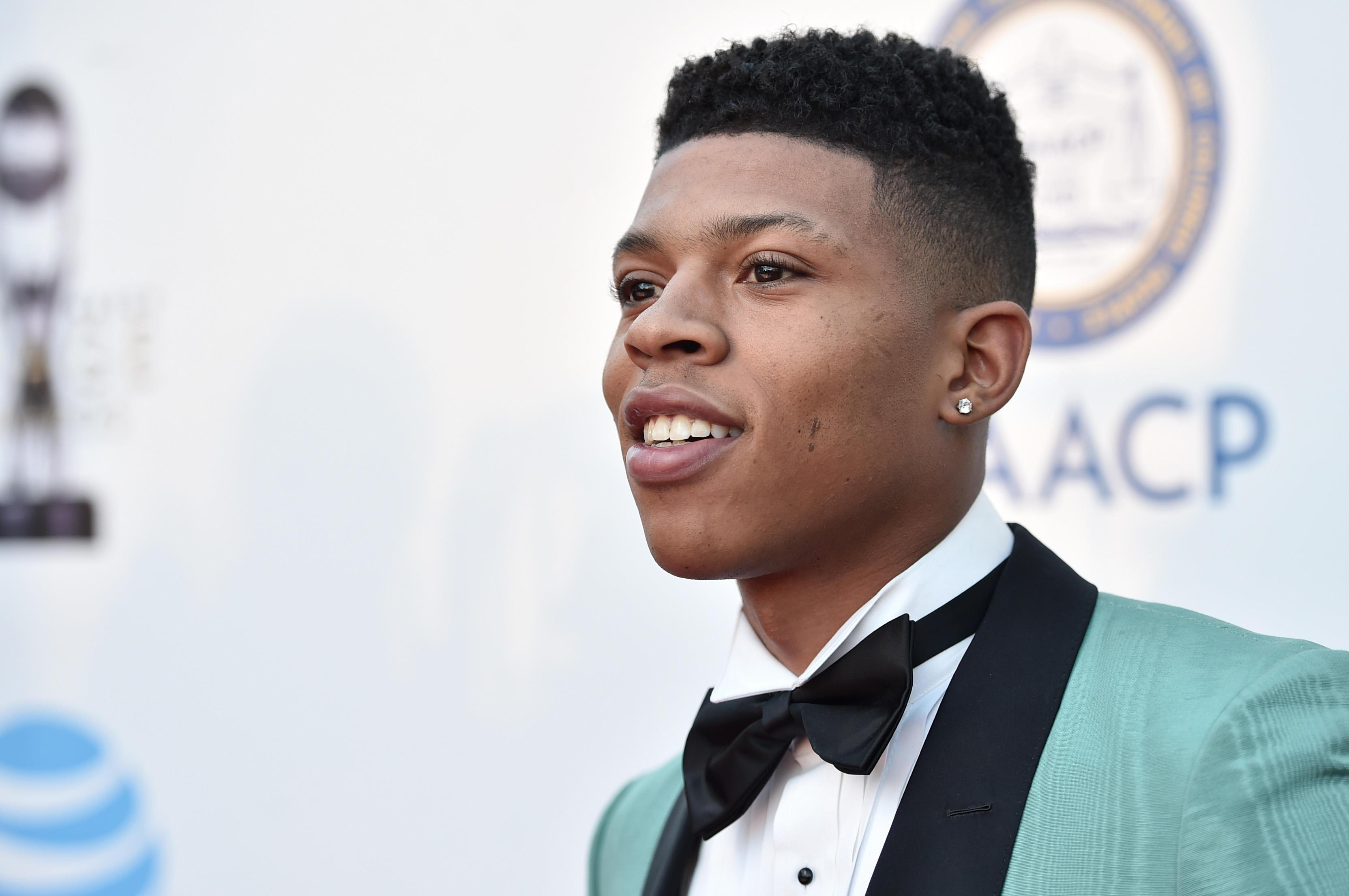 """Empire"" actor Bryshere Gray arrested on domestic violence charges"