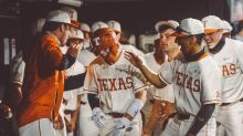 Game-winning hit negates Nevada rally in 6-5 win for No. 3 Texas