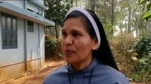 Sister Lucy, Kerala nun who protested against rape-accused bishop, gets notice from congregation for 'violations'
