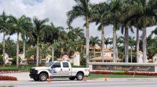Gunman shouting anti-Trump slogans arrested at Miami resort