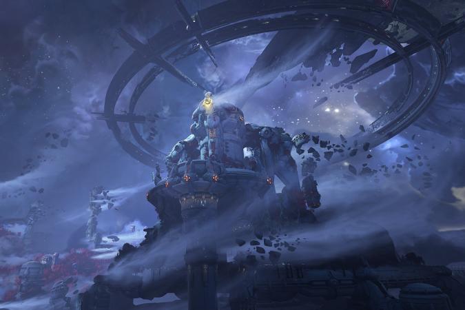 'Doom Eternal' DLC teaser