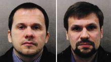 Czech police hunt men wanted over Salisbury Novichok attack