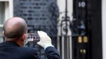 UK PM Johnson hospitalised for tests after persistent coronavirus symptoms