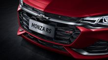 Chevrolet revives the Monza name with a midsize sedan