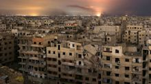 Syrian regime airstrikes kill hundreds in besieged eastern Ghouta