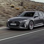 Audi finally brings the RS6 to the US