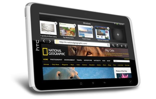 HTC Flyer hits UK pre-order status at £600, comes with 3G and 32GB of storage