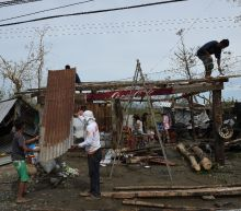 Super typhoon kills at least eight in Philippines