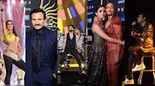 Bollywood stars were shining brighter at IIFA Awards