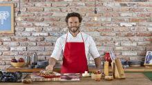 El chef Alfredo Oropeza reaparece en la cocina de 'Un nuevo día' en Telemundo