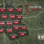 Dallas County Reports 1,077 New Coronavirus Cases, 9 Deaths