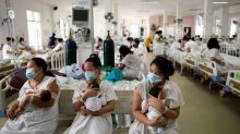 Fear and resolve at Philippine maternity hospital amid pandemic