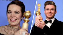 British stars win big at the Golden Globes 2019
