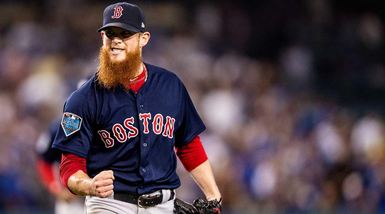 Can the Red Sox Survive Without Craig Kimbrel? They Seem to Think So