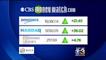 Moneywatch: Markets Open At New Record Highs