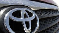 US Announces $1.2B Toyota Settlement