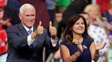 CLUELESS: Karen Pence Praises Trump's Treatment Of Young Women