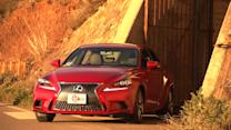 Lexus IS350 F Sport: Does it measure up to the Germans