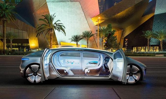 A new age of transportation is upon us and it's self-driving