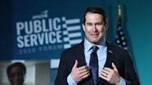 Why is Seth Moulton still running for president?