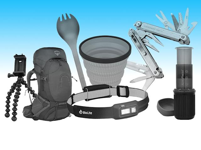 The best camping and backpacking gear for dads