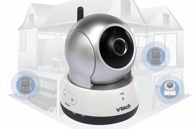 Engadget giveaway: Win an HD Pan & Tilt camera courtesy of VTech!