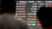Bolsa de Brasil avanza casi 3 pct de la mano de Wall St