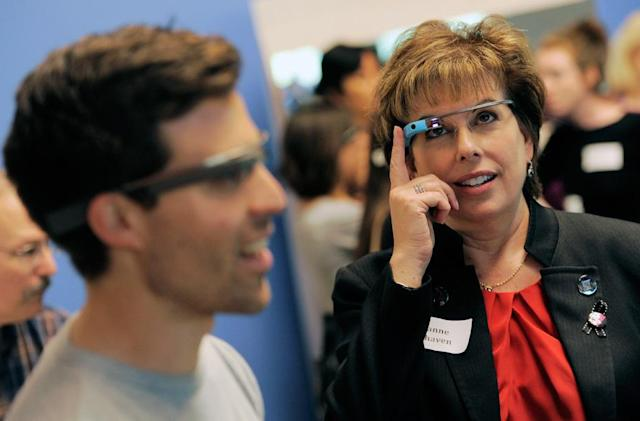 Google is launching a new version of Glass, but only for workers