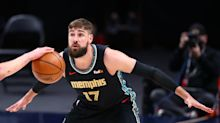 Report: Grizzlies trade Valanciunas, 1st-round pick in blockbuster with Pelicans