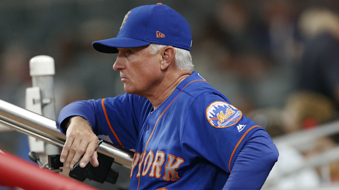 Mets manager Collins might be done with team